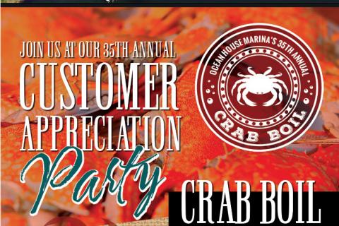 Crab Boil & Newport Boat Show