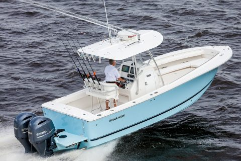 The All New Regulator 25 Center Console