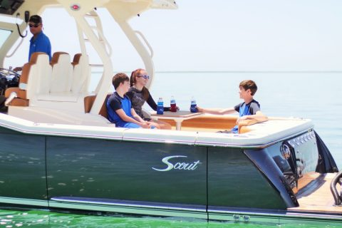 Scout Boats Photo
