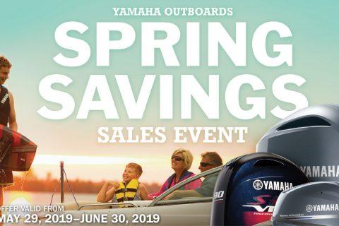 Yamaha Spring Savings!