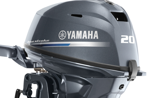 First Look at Yamaha's New Small Outboards