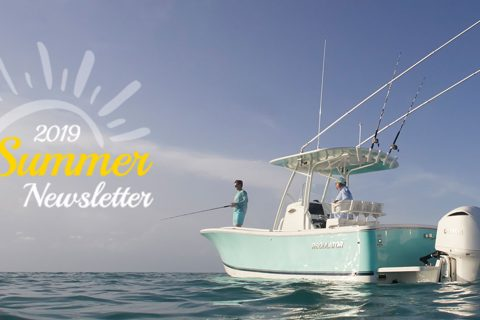 Ocean House Marina's Summer 2019 Newsletter
