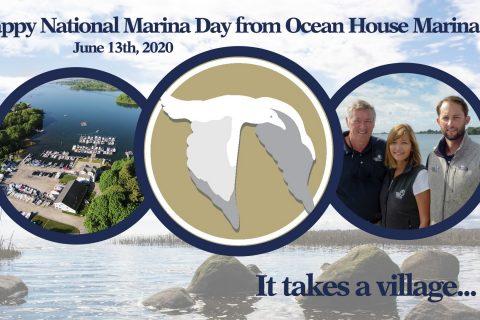 Celebrating Ocean House Marina on National Marina Day 2020