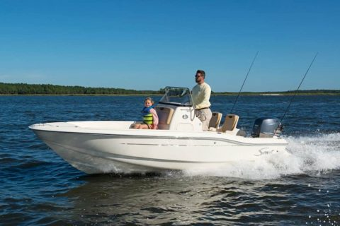 7 Things we like about the Scout 175 Sportfish